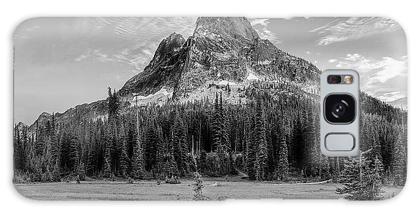 White Mountain National Forest Galaxy Case - Liberty Mountain At Sunset by Jon Glaser