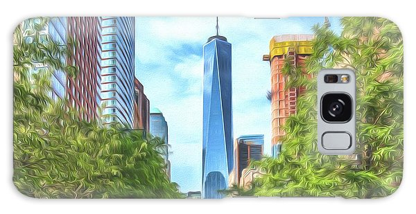 Liberty Tower Galaxy Case