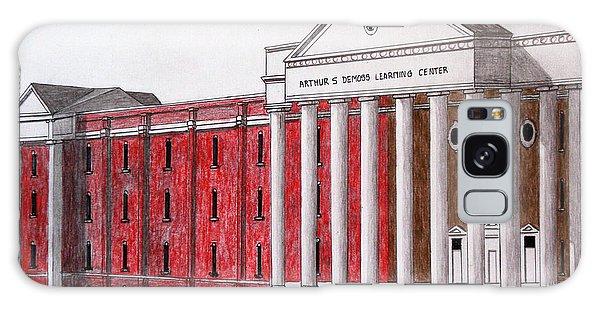 Liberty University Demoss Learning Center Galaxy Case by Frederic Kohli