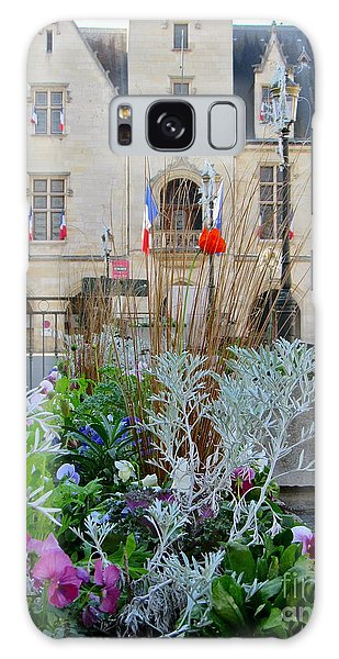 Libourne Town Hall Galaxy Case