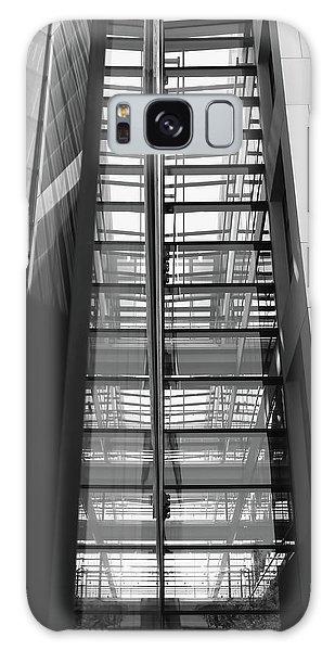 Library Skyway Galaxy Case