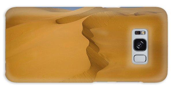 Libya Dunes Galaxy Case