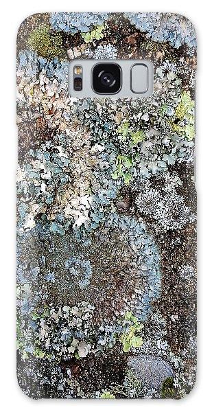 Lichens Galaxy Case