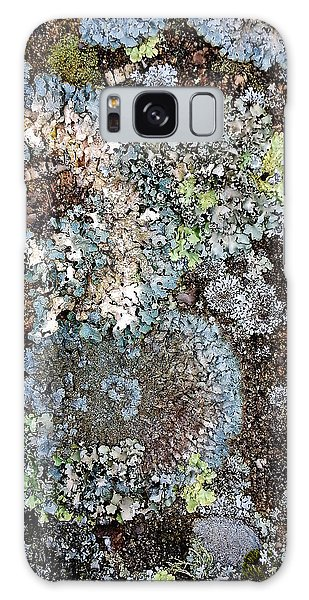 Galaxy Case featuring the digital art Lichens by Julian Perry