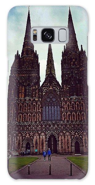 Lichfield Cathedral Galaxy Case