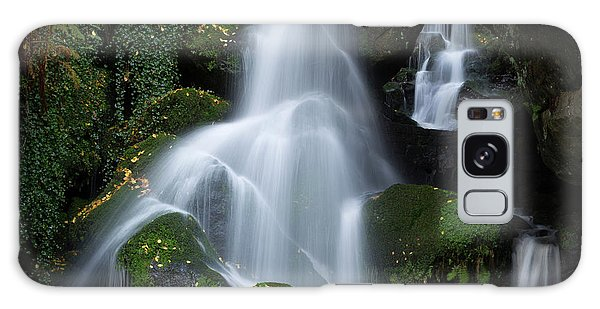 Lichtenhain Waterfall Galaxy Case