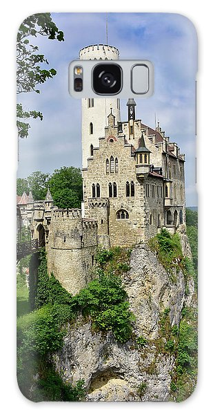 Lichtenstein Castle Galaxy Case