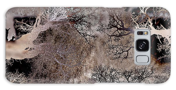 Life In A Bush Of Ghosts Galaxy Case