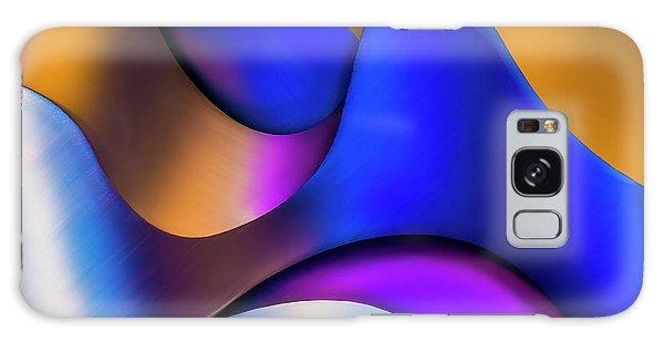 Life In Color Galaxy Case