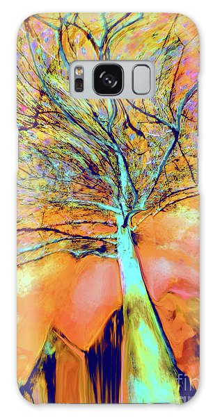 Life In The Trees Galaxy Case