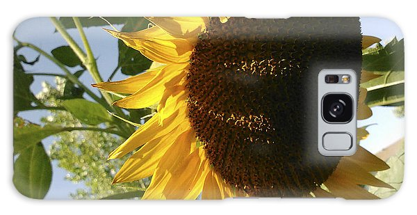 Life Is Good Galaxy Case by Jane Autry