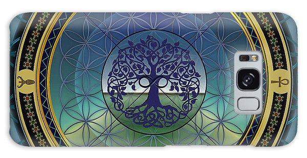 Life Mandala Galaxy Case