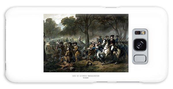 George Washington Galaxy Case - Life Of George Washington - The Soldier by War Is Hell Store