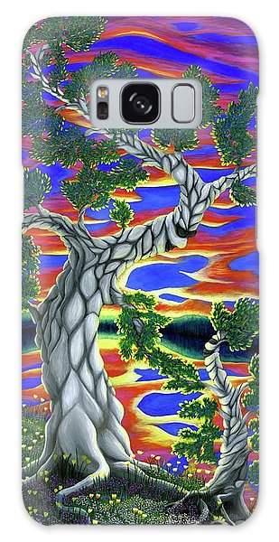 Life Of Trees Galaxy Case