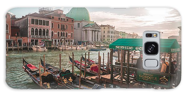 Life Of Venice - Italy Galaxy Case