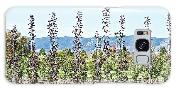 Life On A Tree Farm-foothills View #1 Galaxy Case