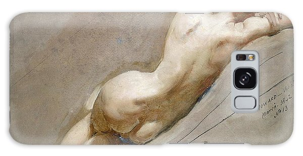 Nudes Galaxy Case - Life Study Of The Female Figure by William Edward Frost