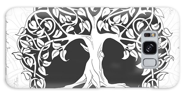 Life Tree. Life Is Like A Tree Galaxy Case by Gina Dsgn
