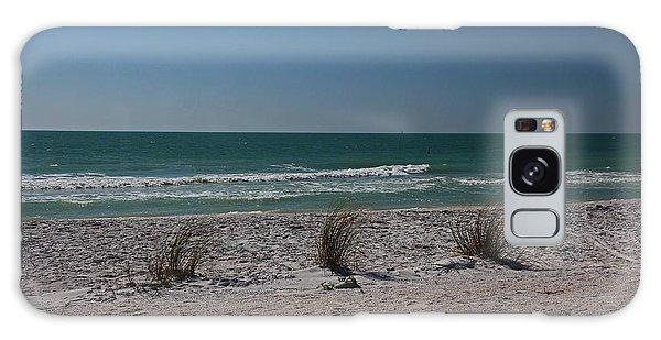 Life's A Beach Galaxy Case
