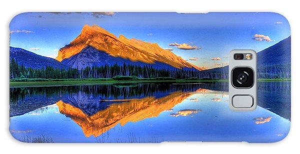 Scenery Galaxy Case - Life's Reflections by Scott Mahon