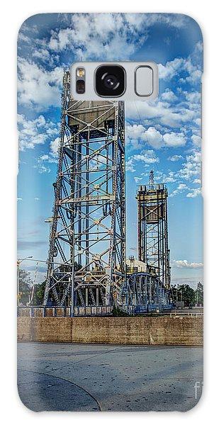 Lift Bridge Galaxy Case