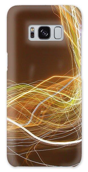 Light 2 Galaxy Case