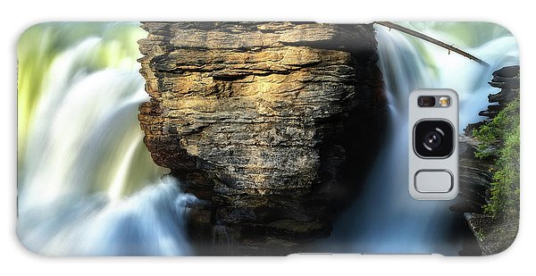 Galaxy Case featuring the photograph Light And Movement by Rick Furmanek
