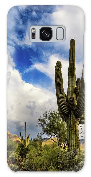 Galaxy Case featuring the photograph Light And Shadow by Rick Furmanek