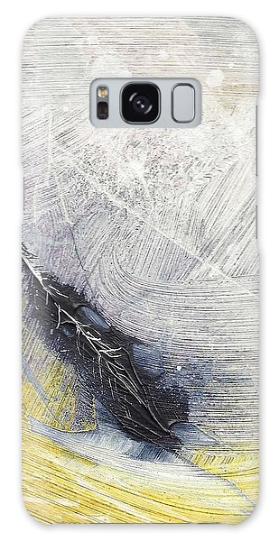 Light As A Feather Galaxy Case