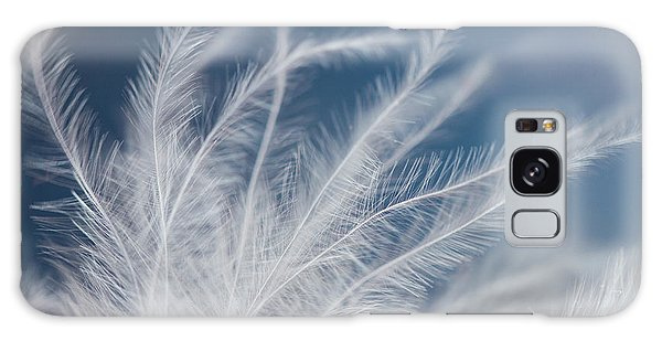 Light As A Feather Galaxy Case by Yvette Van Teeffelen