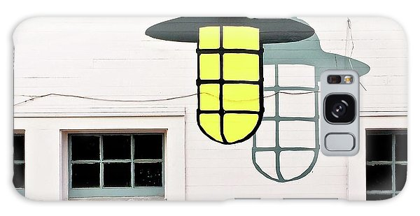 Light Bulb Mural Galaxy Case