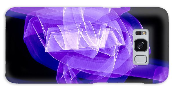 Light Bulb Purple Galaxy Case