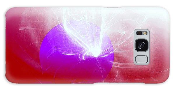Light Emerging Galaxy Case by Ute Posegga-Rudel