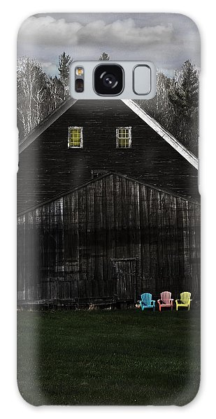 Light In The Barn Attic Galaxy Case