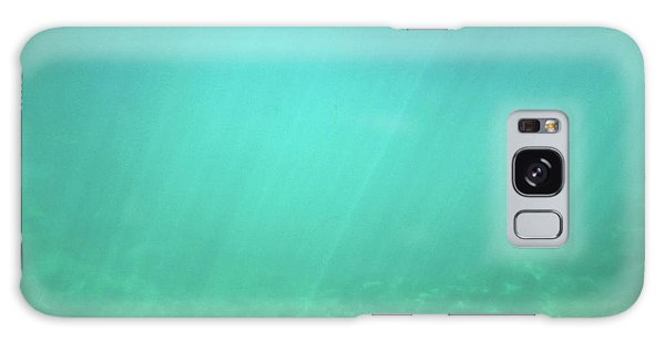 Galaxy Case featuring the photograph Light In The Water by Francesca Mackenney