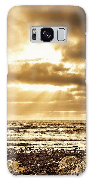 Cloudscape Galaxy Case - Light Of Dusk by Jorgo Photography - Wall Art Gallery