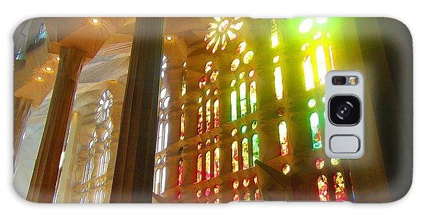 Light Of Gaudi Galaxy Case