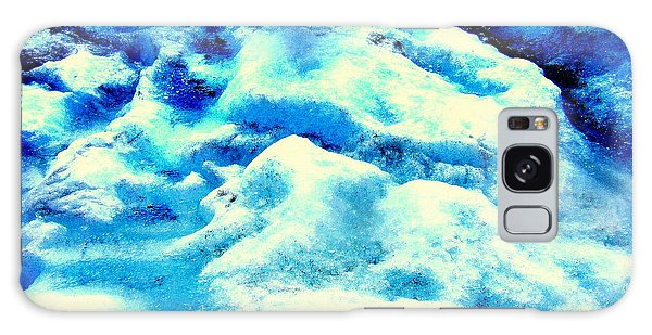 Light On Glacier Galaxy Case