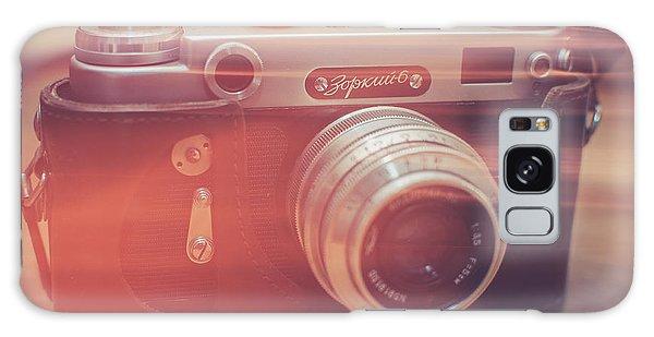 Camera Galaxy Case - Light by Ondrej Supitar