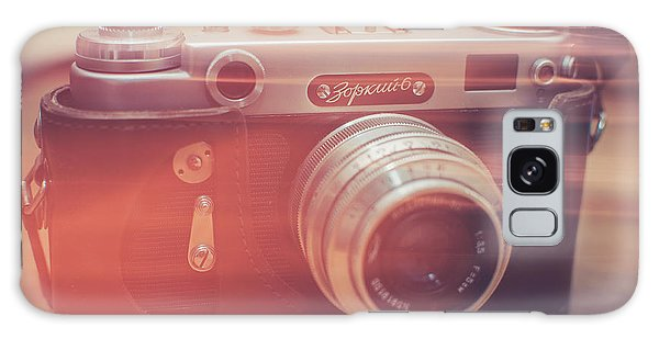 Vintage Camera Galaxy Case - Light by Ondrej Supitar