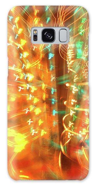 Light Painting 1 Galaxy Case