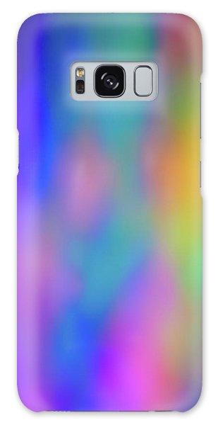 Light Painting No. 6 Galaxy Case