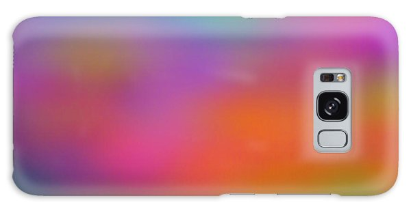 Light Painting No. 7 Galaxy Case