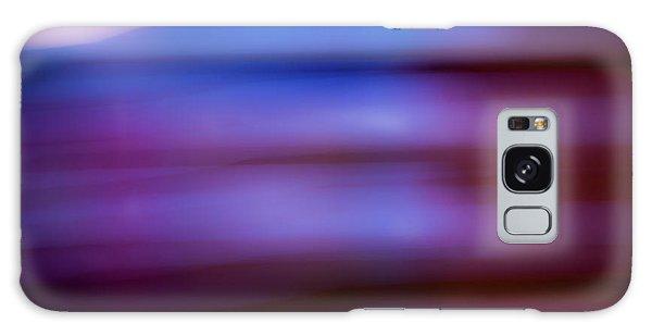 Violet Dusk Galaxy Case