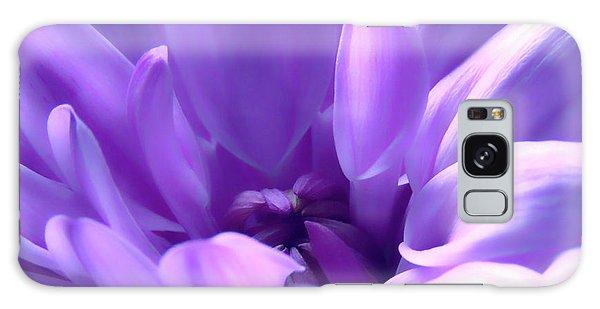 Light Purple Beauty Galaxy Case