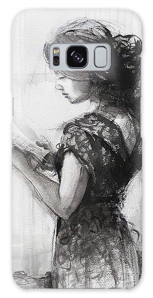 Dress Galaxy Case - Light Reading  by Steve Henderson