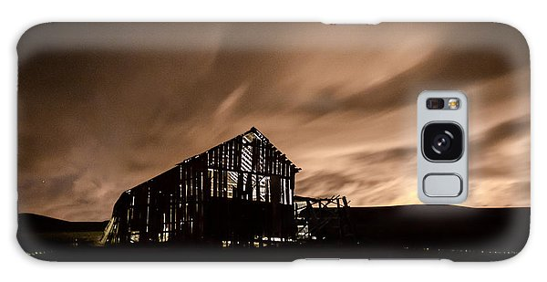 Lighted Barn Galaxy Case