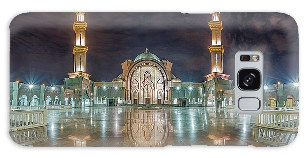 Lighted Federal Territory Mosque  Galaxy Case