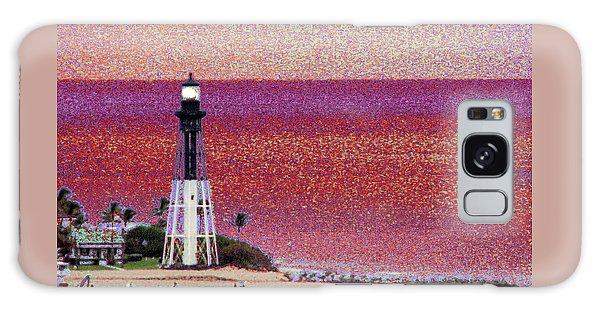 Lighthouse 1014 Galaxy Case
