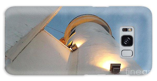 Scarborough Lighthouse Galaxy Case